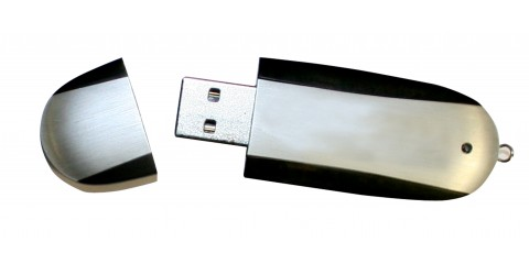 Capped USB Flash Drive